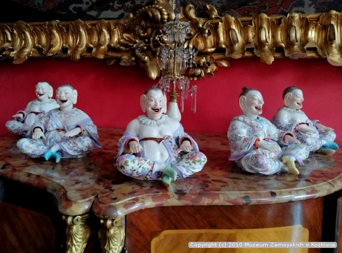 Figurki Chińczyków wróciły na salony